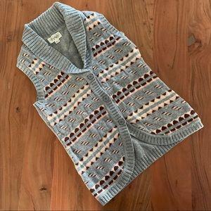 Cotton sweater vest   Forever21 Boutique